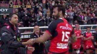 Vidéo dernier match Toulouse Poitrenaud