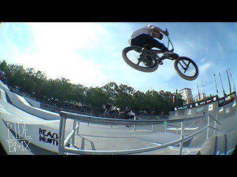 Vidéo FISE BMX Montpellier 2016