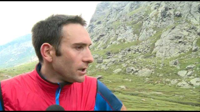 Nouveau record sur le GR20 en 31h06 par François D'Haene