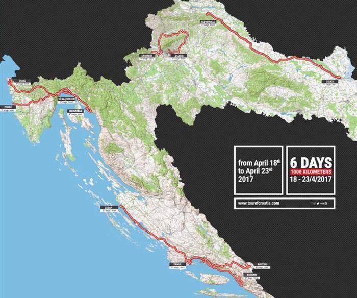 Tour-de-Croatie-2017-parcours