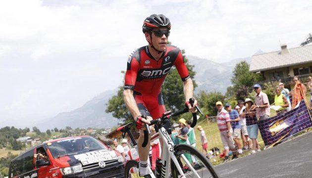 Equipe réduite pour la BMC au Tour d'Yorkshire