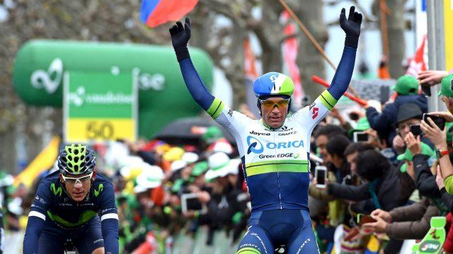 Michael Albasini vainqueur – Tour Romandie 2016 – 5 étape