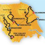 image Tour du Yorkshire 2017 – Parcours