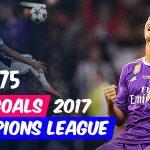image VIDÉO: 75 meilleurs buts Ligue de Champions  2016/2017
