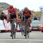 """image """"Quelqu'un doit essayer de battre Froome"""" : Vincenzo Nibali jure de continuer à attaquer – Vuelta"""