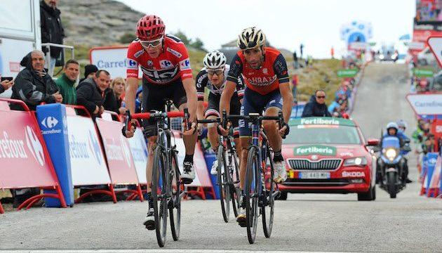 «Quelqu'un doit essayer de battre Froome» : Vincenzo Nibali jure de continuer à attaquer – Vuelta