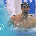 image Les 5 meilleurs nageurs olympique