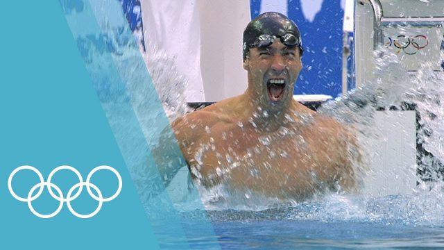 Les 5 meilleurs nageurs olympique