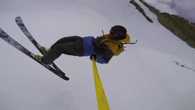Petite compilation de ski freestyle