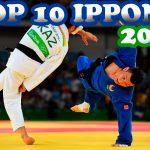 image Top 10 des ippons 2016