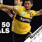 image Top 50 des plus beaux but de Handball en 2016