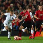 image Ligue des champions, Match retour Manchester-United – PSG