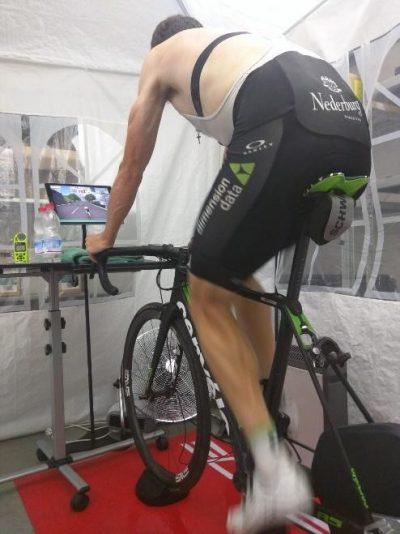image Ben King a remporté une étape de la Vuelta grâce à Zwift