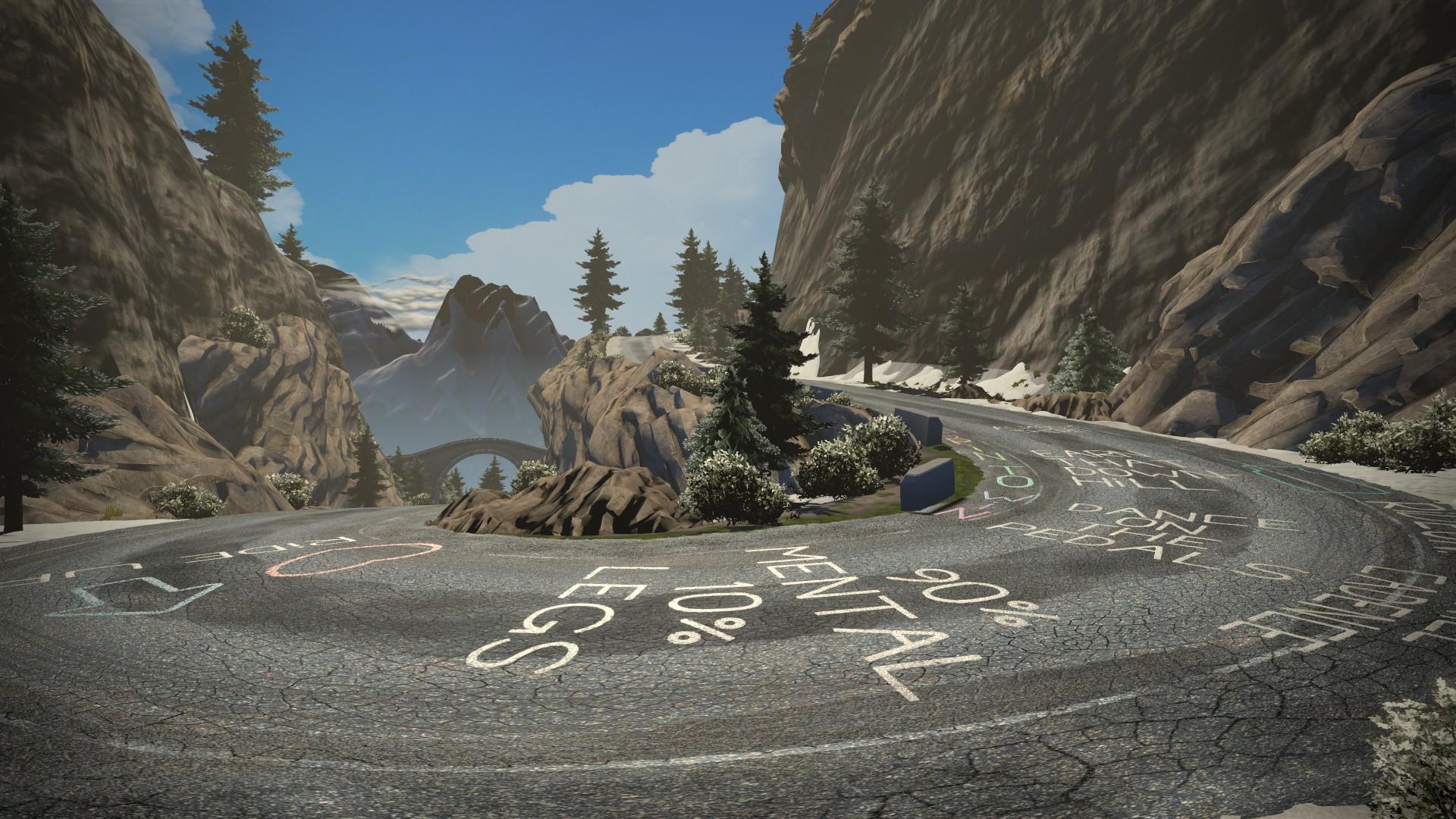 image L'Alpe du Zwift est arrivée !