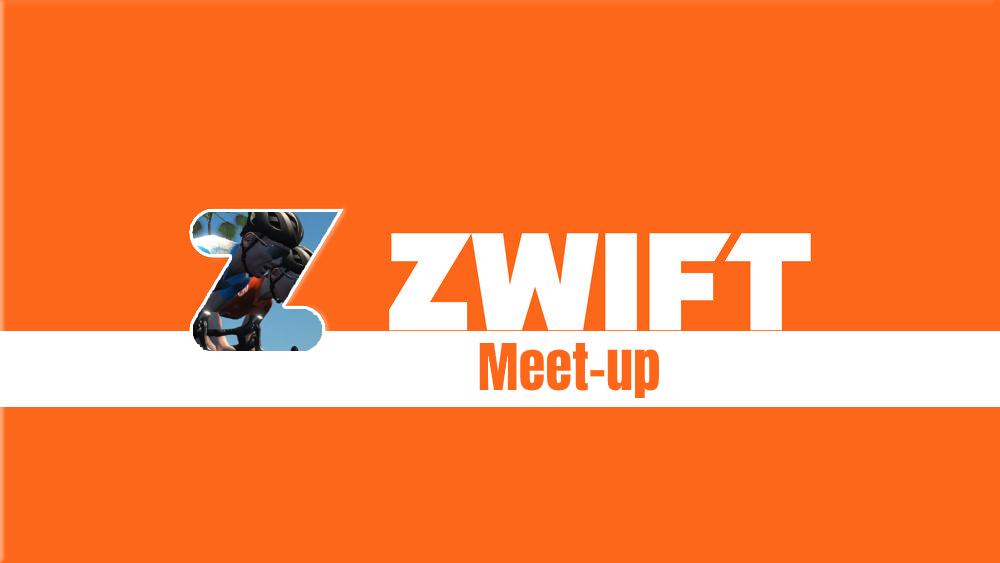 image Meet-up Zwift ? Qu'est-ce que c'est ? Comment en créer un ?