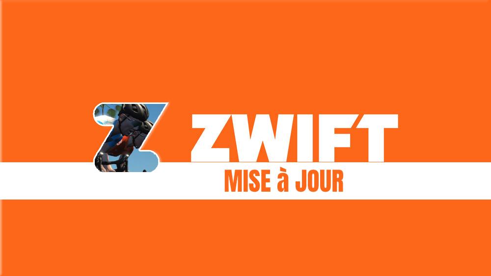 image Mise à jour Zwift 1.0.43645