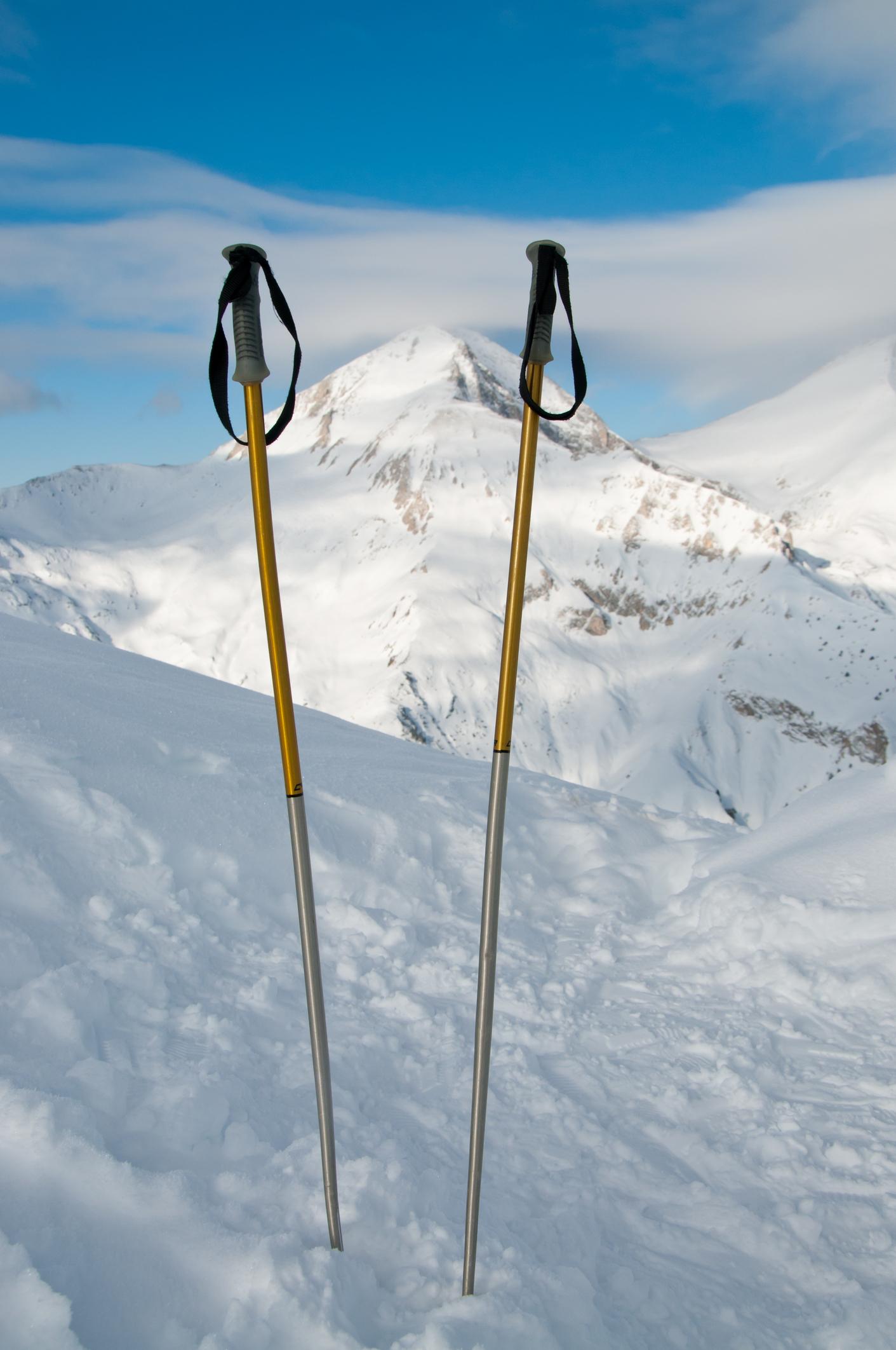 image Comment choisir des bâtons de ski de la bonne longueur ?